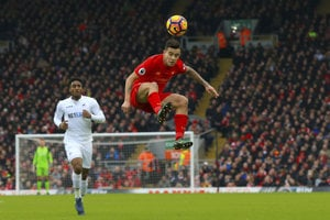 Hráči Liverpoolu doma prekvapivo zaváhali.