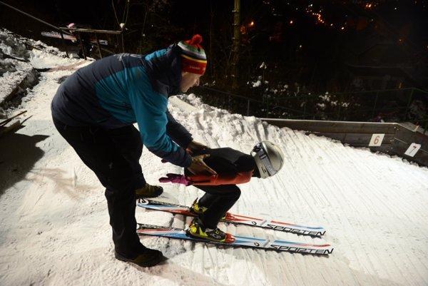 Stále žije šanca, že raz bude mať Slovensko kvalitných skokanov na lyžiach. Vďaka nadšencom a talentovaným deťom z Banskej Bystrice.