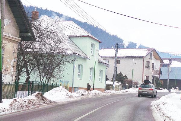 Aktuálny vzhľad materskej školy, kedysi rodinný dom.