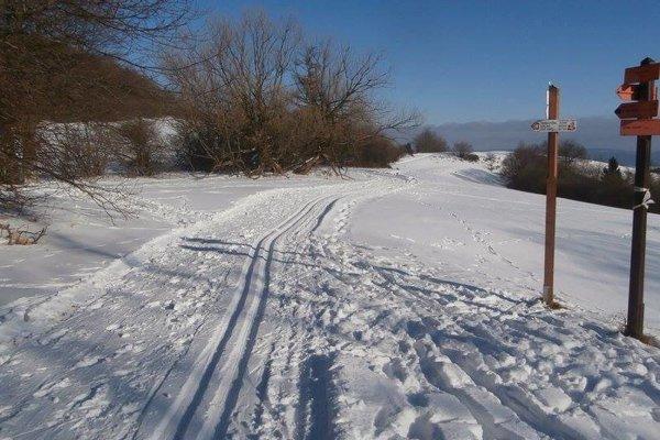V okolí Banskej Štiavnice upravujú desiatky kilometrov trás.