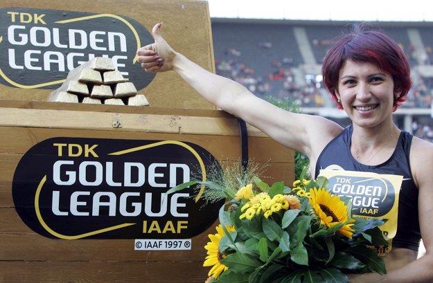 Medailu odobrali aj Tatiane Lebedevovej.