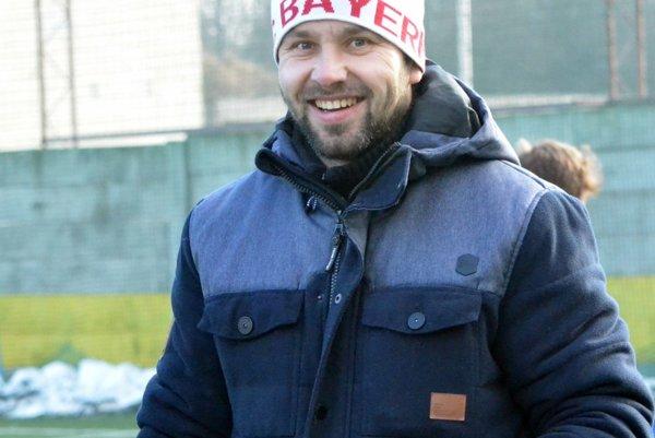 Ladislav Fazika, tréner Belej, mohol po dlhšom čase opäť spokojný.