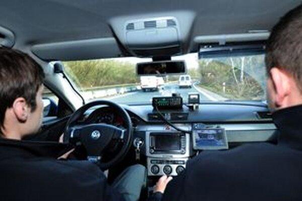 Tento týždeň bude na slovenských cestách viac policajných hliadok.