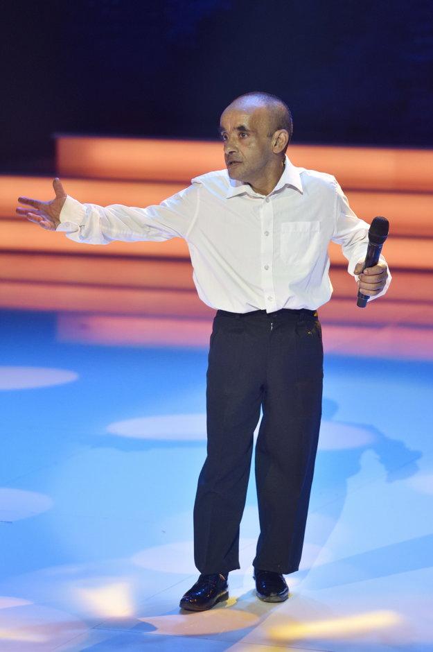 Rómsky tanečník Jozef Miko, známy ako Kopýtko.