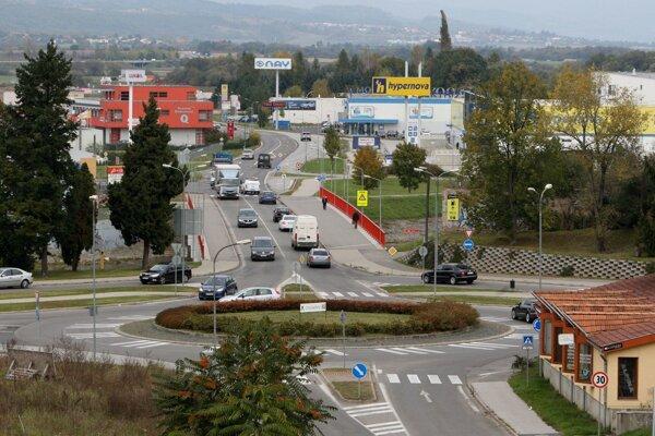 Za najviac problémovú označili Zvolenčania v prieskume dopravnú infraštruktúru.