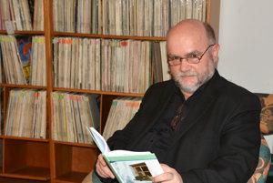 Krst nateraz poslednej knihy Krajina příbehů: Drahanská vrchovina.
