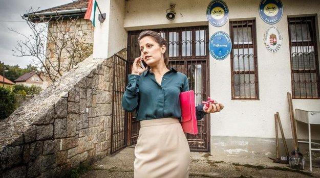 Maďarská Erika má ideálne miery, ale nezaškodilo by jej trochu viac iskry.
