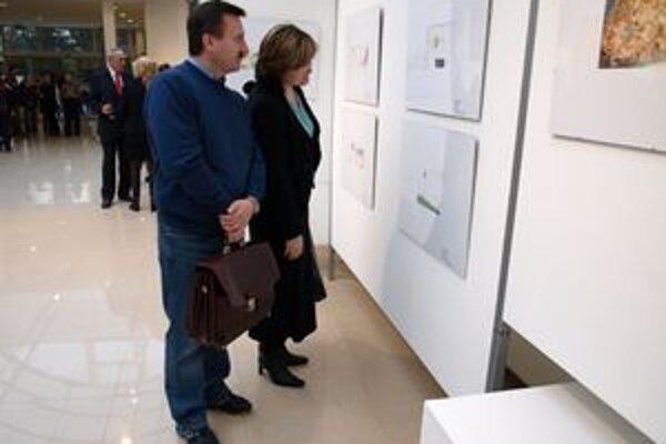 Výstava ilustrácií je v Prievidzi po druhýkrát.