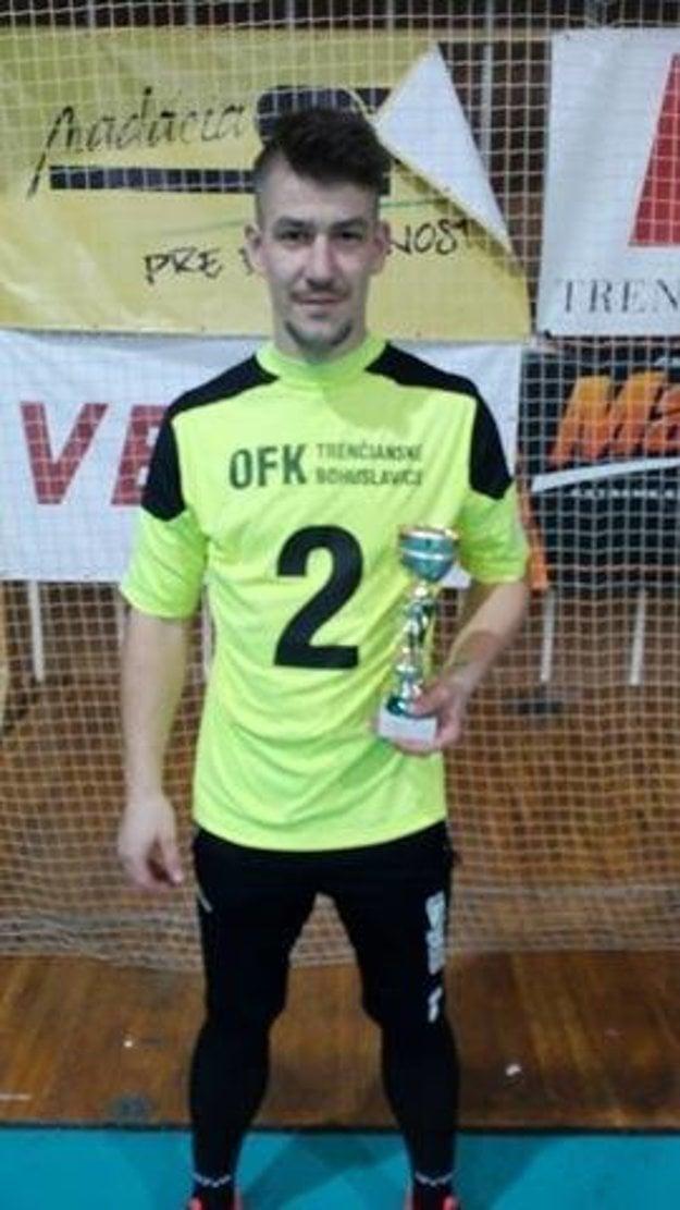 Najlepším hráčom turnaja sa stal Pavol Vavro z Trenčianskych Bohuslavíc.