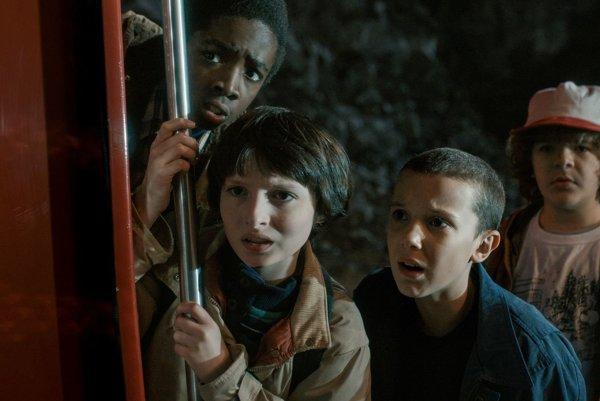 Detskí herci zo seriálu Stranger Things sa v priebehu niekoľkých týždňov stali hviezdami.