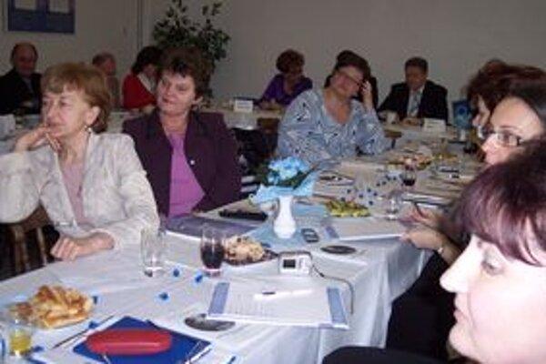 Na stretnutí sa zamestnávatelia dohodli o nových možnostiach, ktoré im poskytuje novela zákona.