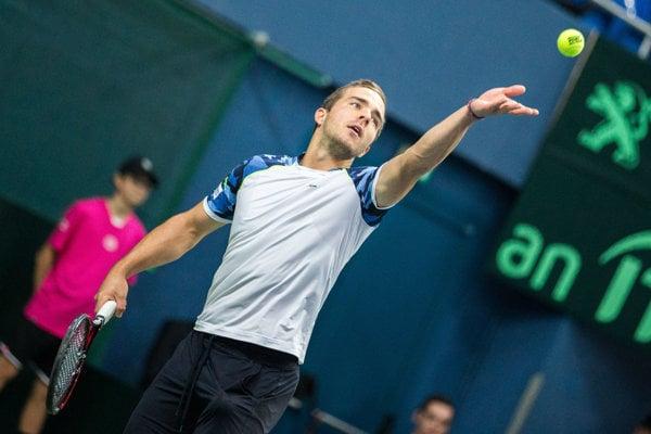 Slovenský tenista Andrej Martin - ilustračná fotografia.