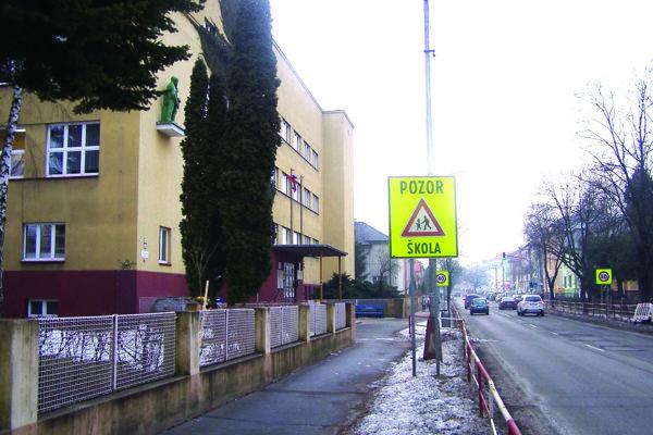 Do obvodu ZŠ na Mudroňovej ulici v Martine aktuálne pribudli aj ulice E. B. Lukáča a Červenej armády.