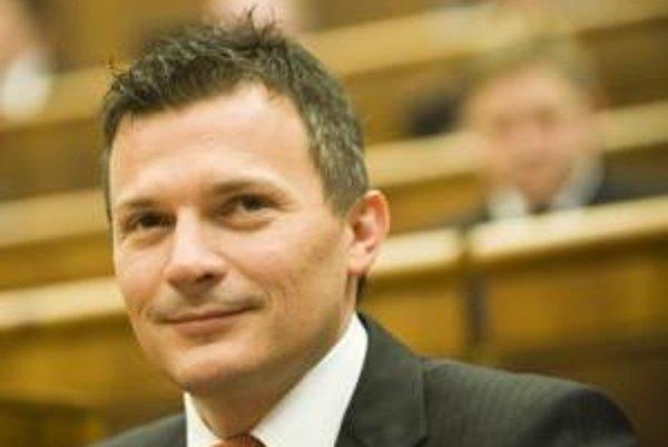 Minister financií Ján Počiatek.
