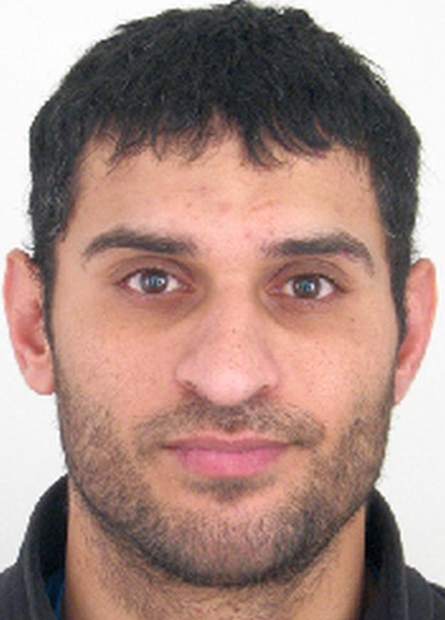 Hľadaný Peter Čonka (32) z Ružomberka.