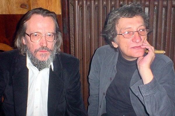 Dušan Mitana a Marián Varga.