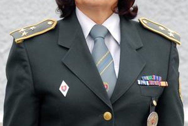 Kreslová mala byť generálkou, prezident však návrh na jej povýšenie odmietol.