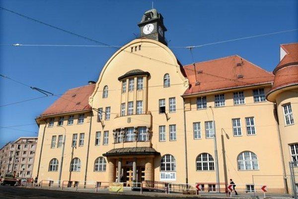 Miestny úrad Košice Staré Mesto.