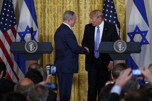 Trump bol po tlačovej konferencii spokojný, rovnako aj Netanjahu. Len Palestínčania nie.