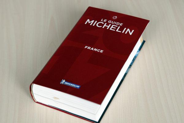 Michelinský sprievodca.