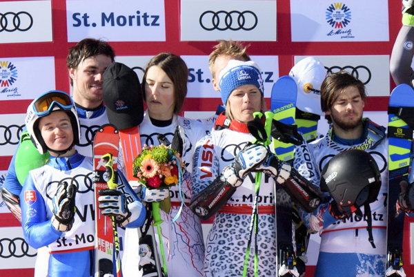 Slovenské družstvo vzbudilo pozornosť. Málokto čakal, že získa na MS striebro.