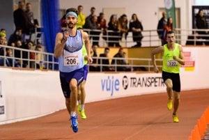 Denis Danáč síce na 400 m nesplnil limit na HME, ale SAZ ho nominoval na šampionát ako majstra Slovenska.