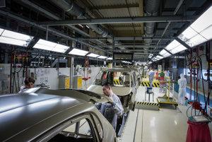 Trnavská automobilka by mohla v budúcnosti vyrábať aj autá nemeckej značky Opel.