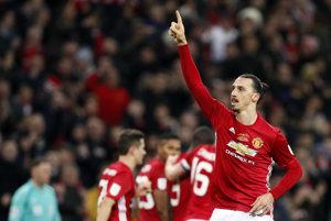 Zlatan Ibrahimovič dosiahol ďalší rekordný zápis.