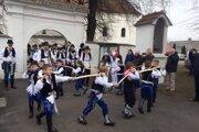 Fašiangy v Borskom Mikuláši pokračujú aj v pondelok a utorok.