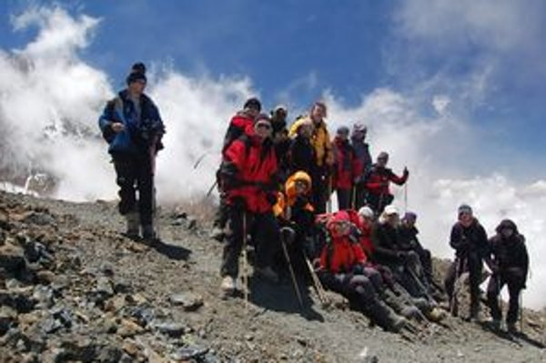 Slovenská výprava už druhýkrát zachránila život horolezcovi.