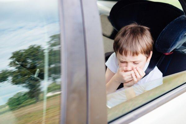 Nevoľnosťou trpia najmä deti, obzvlášť citlivé sú na cestovanie autom a autobusom.