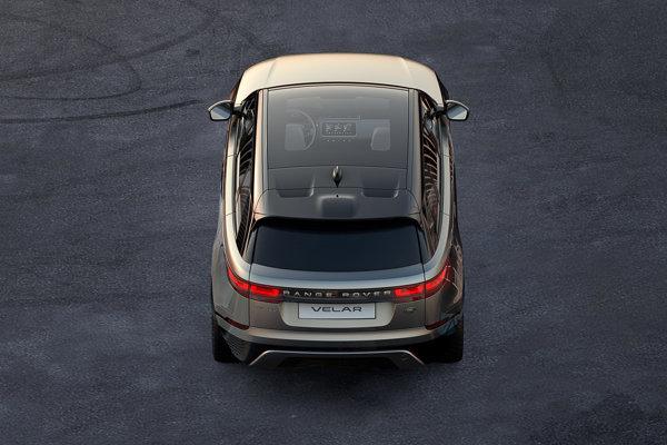 Land Rover dnes predstaví svoj nový model pod názvom Velar.