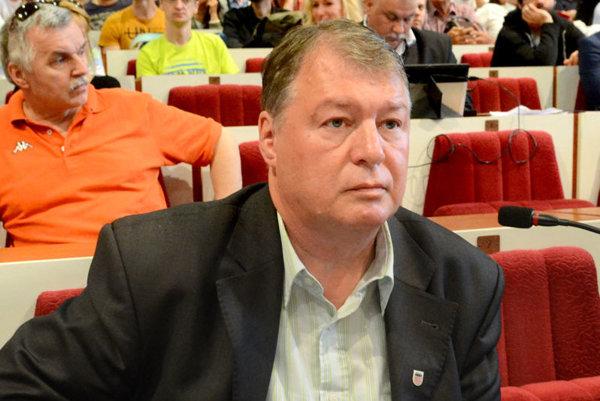 Ľubomír Grega, starosta mestskej časti Staré Mesto.