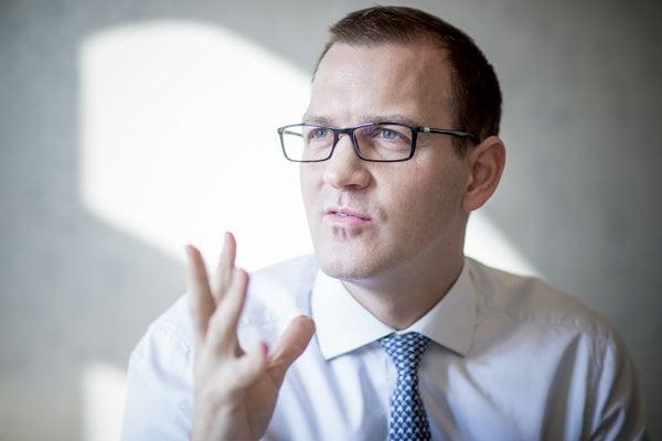 Spolumajiteľ EPH Daniel Křetínský.