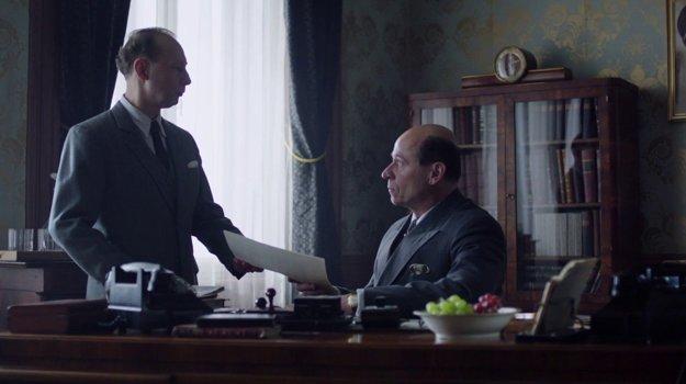 Film Masaryk bude v kinách od 23. marca.