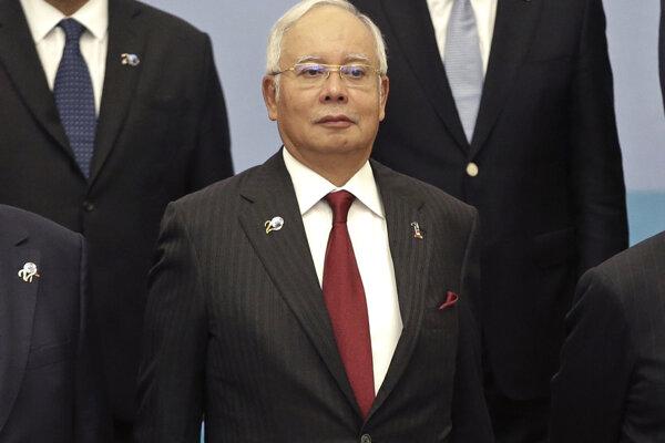 Premiér Malajzie Najib Razak.