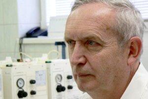 Hematológ Juraj Mitura.