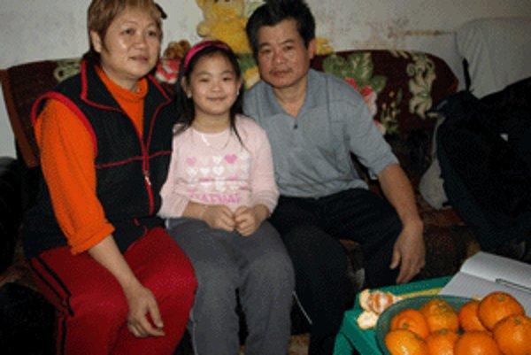 Vietnamská rodina našla v Prievidzi svoj druhý domov.