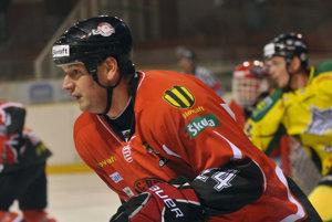 Hokejista Richard Šechný.