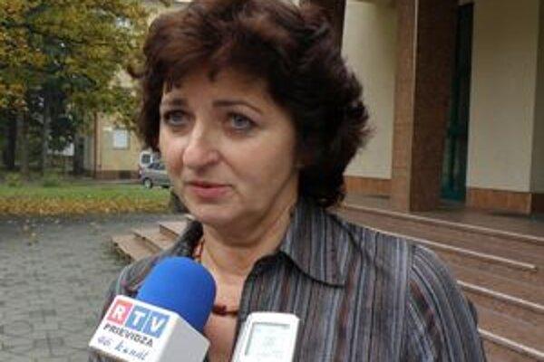 Zmeny v rozpočte predložila poslancom Katarína Bašková.
