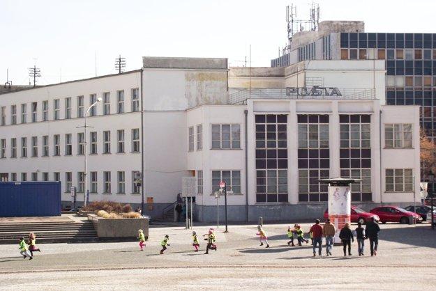 Budova je vyhlásená za kultúrnu pamiatku.