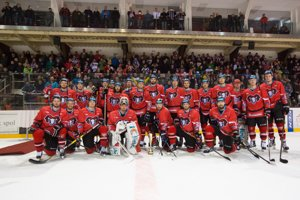 Hokejisti Banskej Bystrice ovládli základnú časť Tipsport Ligy. Dosiahnu aj na celkový triumf?