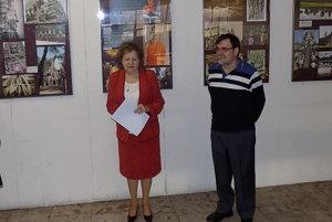 Jana Garajová a Ondrej Berta