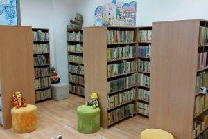 Vlani počas letných mesiacov prebehla v priestoroch mestskej knižnice rozsiahla rekonštrukcia.