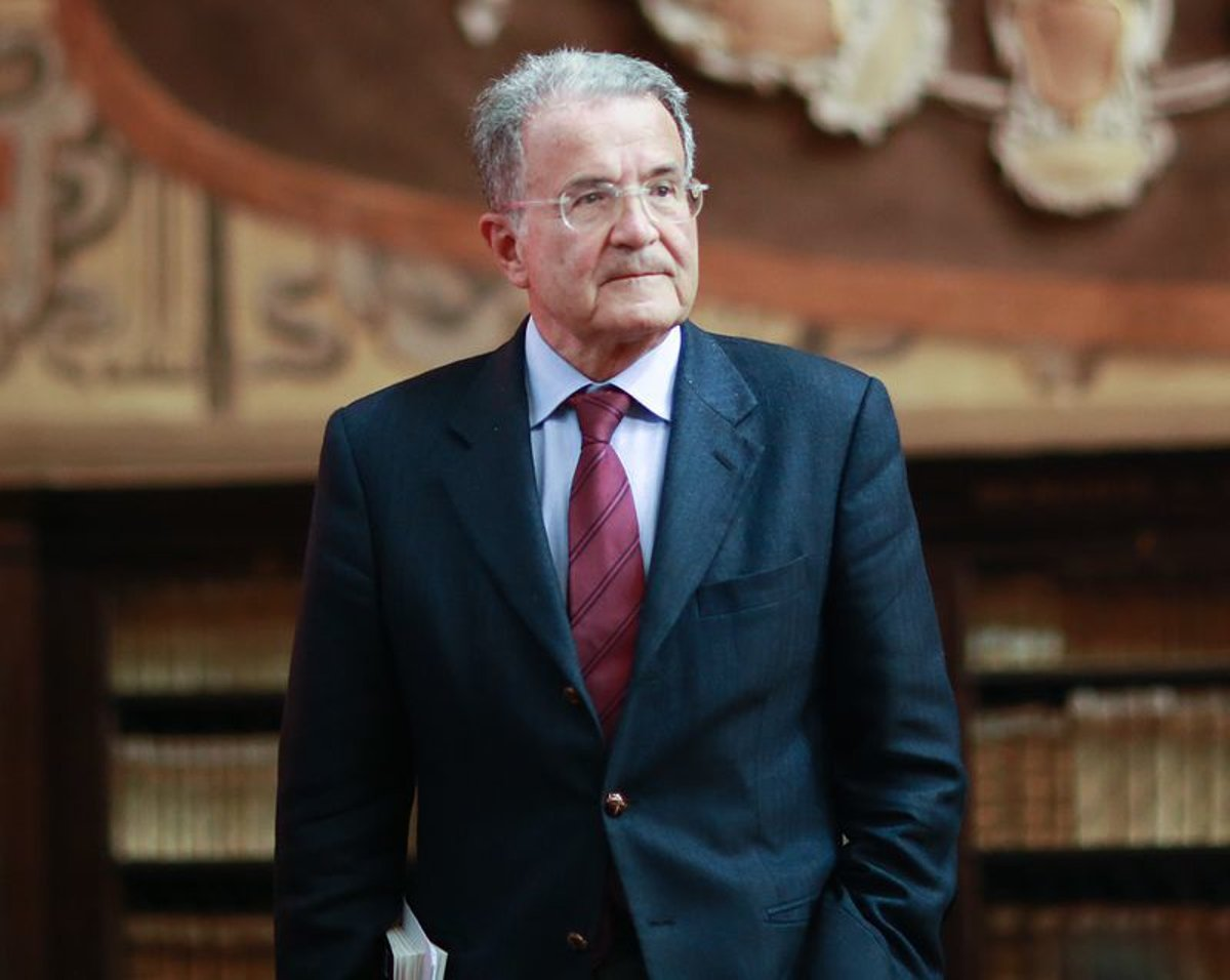 an introduction to the life and political history of romano prodi the president of the european comm When a political figure as well known and experienced as romano prodi  romano prodi's lecture: a european  professor zhang fan of the history.
