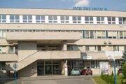 Vranovská nemocnica.