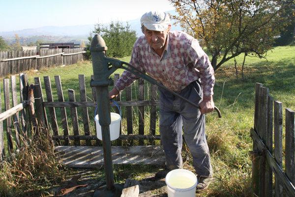 Voda v studniach môže byť nepriaznivo ovplyvnená dusičnanmi.