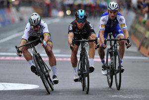 Tento rok bol Peter Sagan najbližšie k triumfu na monumentálnej klasike na Miláno - San Remo.