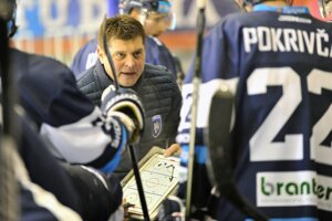Pavel Paukovček, tréner MHC Martin.