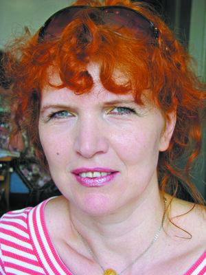 Jana Paulovská, šéfredaktorka siete týždenníkov MY.